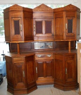 Fabulous Antique French Sideboard - one of a kind