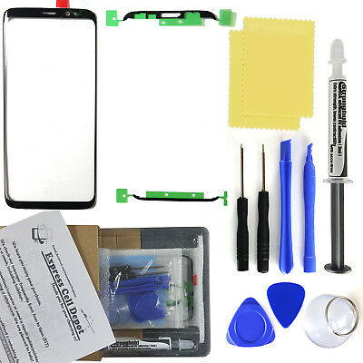 Samsung Galaxy S8/S8 Plus Front Glass Lens Screen Replacement LOCA glue tool