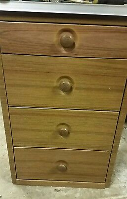 Filing Cabinet 4 Drawers Metal