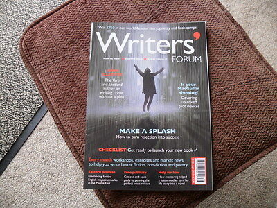 Writers Forum issue 186  ....April 2017