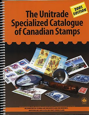 Canada 2005 Unitrade Specialized Catalogue Catalog Canadian Stamps, Book