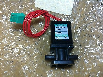 Olympus / Beckman Analyzer, Oem, New Old Stock, 2 Port Valve, Mu6232