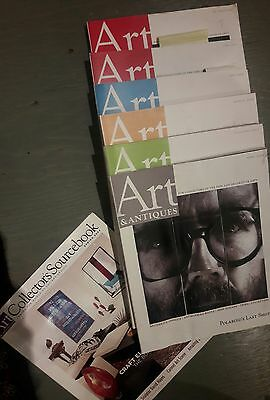 Art & Antiques Catalogs