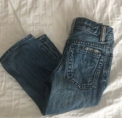 BABY GAP Boys Original Fit Toddler Jeans Size 2T