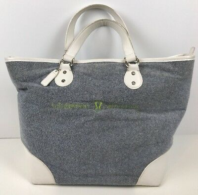 Lululemon Travel Tote Bag