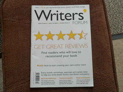 Writers Forum issue #133  2012
