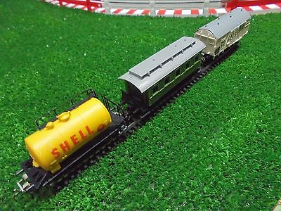 Lot of 3 vintage freight cars BERLINER TT scale