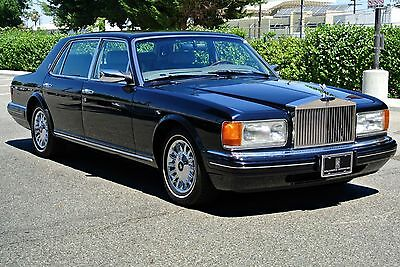 1999 Rolls-Royce Silver Spirit/Spur/Dawn Spur Last year of the Spur! Showroom condition, lovely options, MUST SEE! LOW MILES!