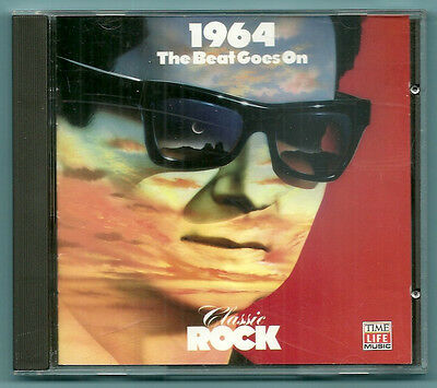New CD - Time Life Music CD~1964: The Beat Goes On