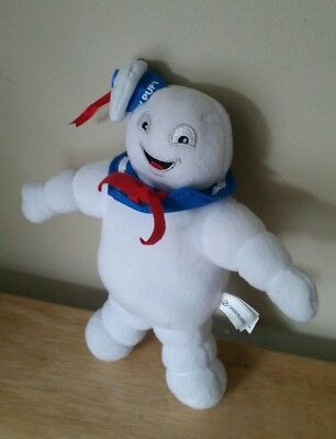 "Ghostbusters Stay Puft Marshmallow Man 9"" Plush Stuffed Animal Toy Factory nice"