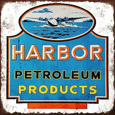 Harbor Petroleum Products High Quality Metal Magnet 4 x 4 inches 9383