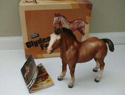 Breyer Tobiano Pinto stock Stallion no. 229 with box