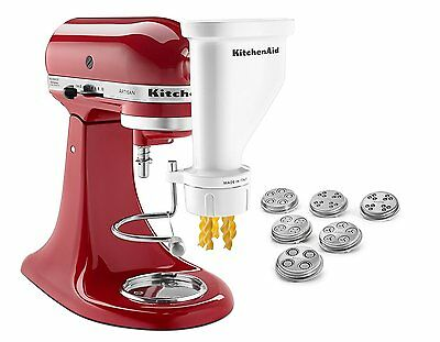 New KitchenAid Gourmet Pasta Press Attachment for KitchenAid Stand Mixer