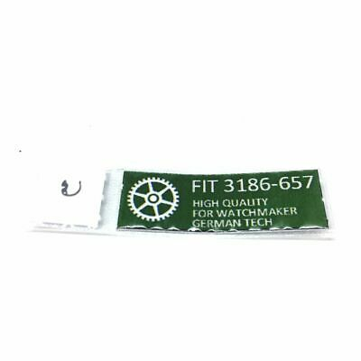 Replacement Jumping Hour Click For Rolex 3130 3186 Part 3186-657