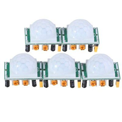 HC-SR501 Adjust Ir Pyroelectric Infrared PIR Motion Sensor Detector Modules