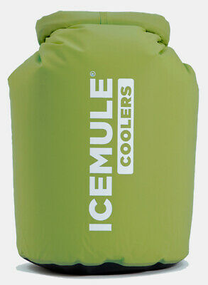 Icemule Classic Soft Cooler Bag - Large (20L) - Olive Green