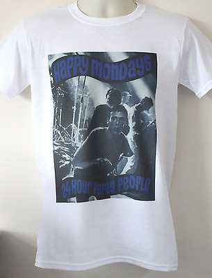 Happy Mondays t-shirt - all sizes send message after purchase