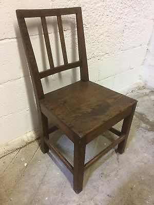 Beautifully simple Georgian country chair