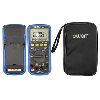 Owon B41T+ Digital Multimeter True RMS and Offline Record 750VAC/1000VDC Meter