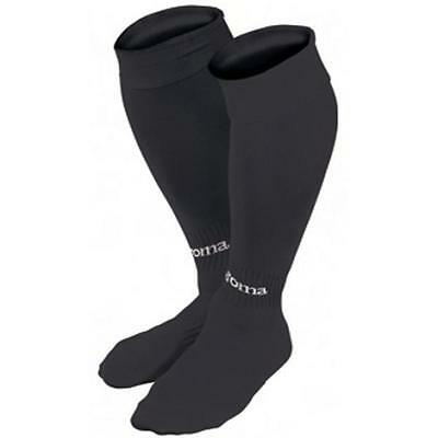 Joma Classic 2 Black Football Socks Large Mens