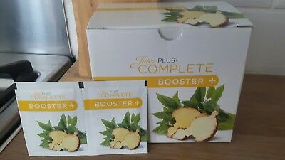 Juice Plus Complete Booster Sachets x 43 dated August 17