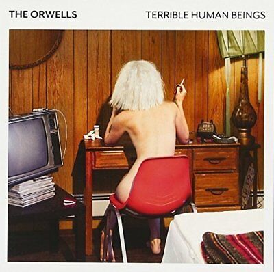 THE ORWELLS Terrible Human Beings with Bonus Track (Total 14tracks) JAPAN CD
