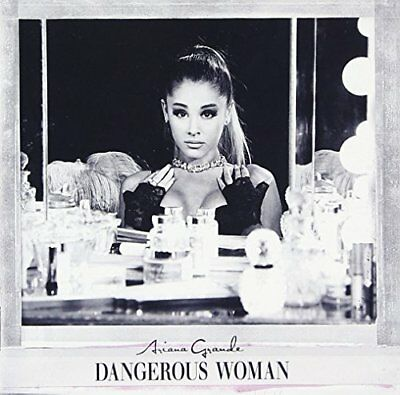 ARIANA GRANDE Dangerous Woman with Bonus Tracks (Total 18 tracks) JAPAN CD
