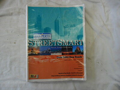 Perth Street Directory 2009 in good condition