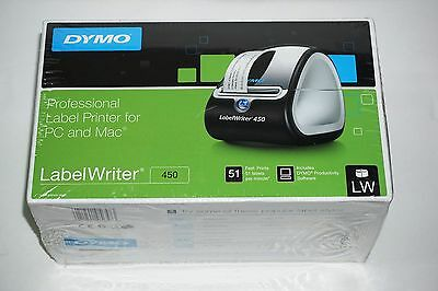 NEW DYMO LabelWriter 450 Thermal Label Printer 1752264 Fast shipping!!!