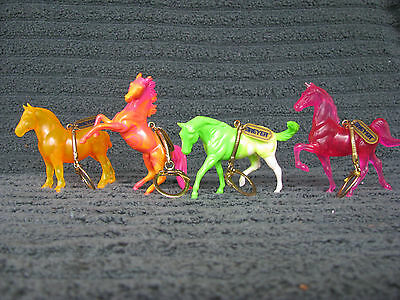 Breyer Stablemate SM 711103 Mod Squad Set from 2003 Breyerfest - All 4 Pcs!