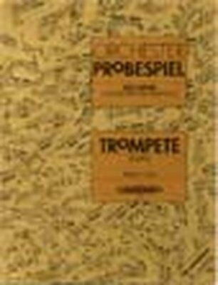 Orchester-Probespiel - Trompete - Partitur - [ Test Pieces for Orchestral Auditi