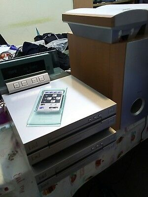 PIONEER STEREO SYSTEM XC L7  Receiver, CT L7 Tape deck  +  Speakers  + remote