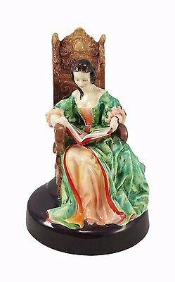 Royal Doulton Character Figure 'The Leisure Hour'