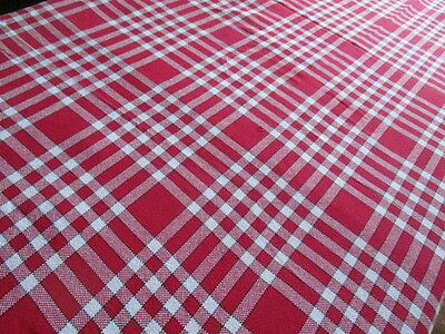 Traditional Vintage French Bistro Café Tablecloth~ as used in Bar-Tabacs