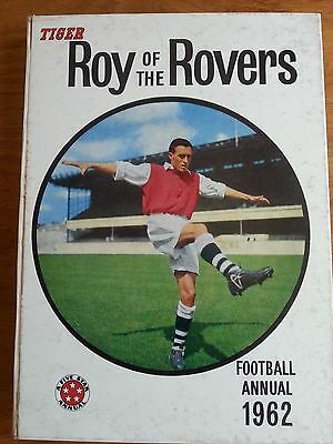 Roy of the Rovers Football Annual 1962