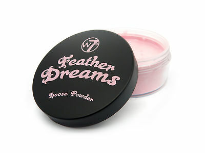 W7 Feather Dreams Loose Face Powder 20g
