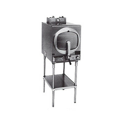 Market Forge ST-E 1 Compartment Electric Pressure Steamer W/ No Base