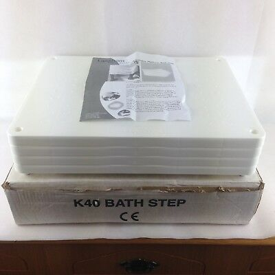 Langham Mobility Products K40 Adjustable Bath Step