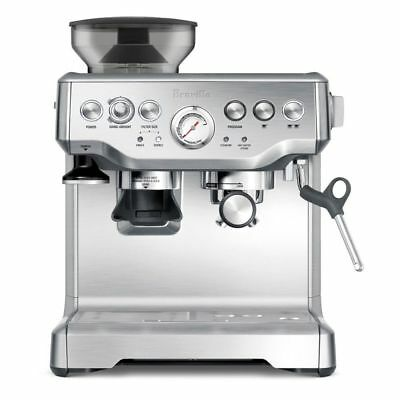 Breville BES870BSS the Barista Express™ 1700W Coffee Machine RRP $899