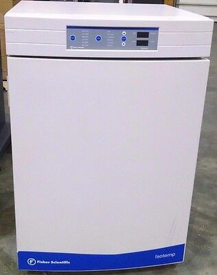 Fisher Scientific 3530 Isotemp CO2 Water-Jacketed Incubator 6.5 cu ft/184 L