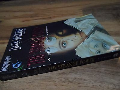 Nightmares Book - Dark Visions One - The Strange Power- L.j.smith - New