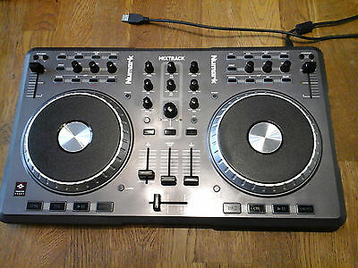 Quality Numark Mixtrack Pro 2 Channel Usb Controller.. For Dj Deck Mixing Music