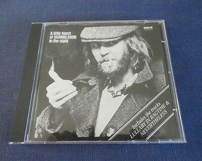 Harry Nilsson - A Little Touch Of Schmilsson In The Night - Cd