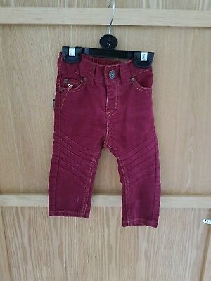BABY K by MYLEENE KLASS TROUSERS 6-9MONTHS