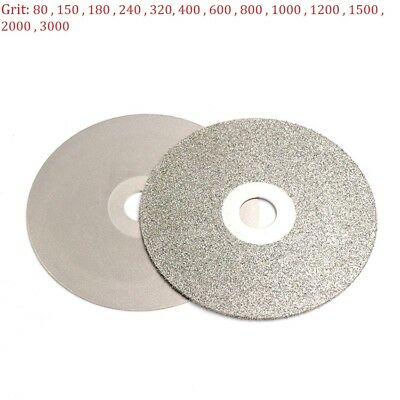 4'' 100mm Diamond Grinding Wheel Porcelain Glass Polishing Discs Angle Grinder
