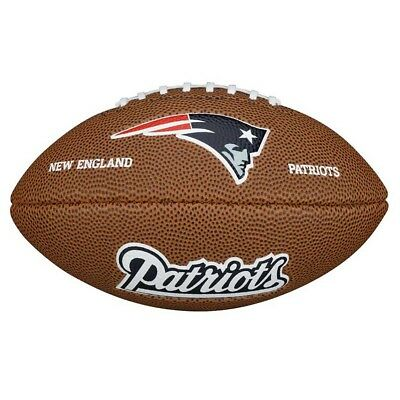 NEW Wilson NFL Mini New England Patriots Supporter Ball   from Rebel Sport