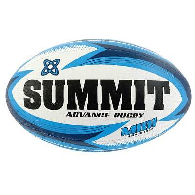 NEW Summit Advance Midi rugby Union Ball   from Rebel Sport