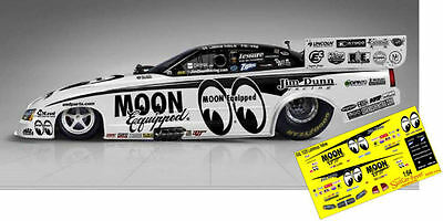 CD_MM_054 John Hale   Moon Equipped Dodge Funny Car   1:64 Scale Decals