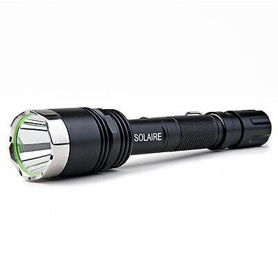 Guard Dog Solitaire Tactical Flashlight 900 Lumen