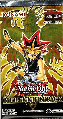 YU-GI-OH TCG Millennium Pack PACK ENG FIRST EDITION NEW SEALED